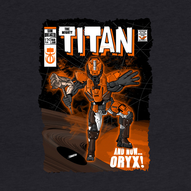 The Mighty Titan