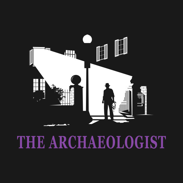 The Archaeologist T-Shirt