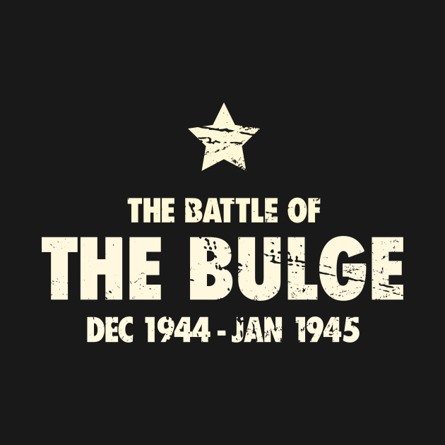 Battle Of The Bulge - World War 2 / WWII