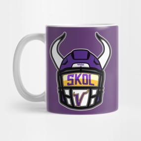 09548660d2a93e Minnesota Vikings Mugs   TeePublic