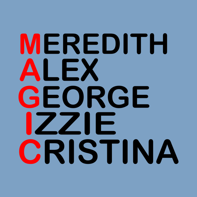 m.a.g.i.c