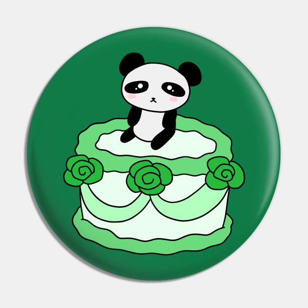Birthday Cake Panda