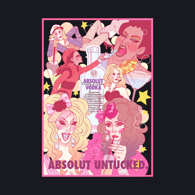 Absolut Untucked