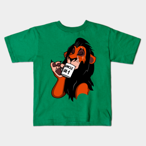 d32e878eb1ae Uncle #1 Kids T-Shirt. by Raffiti. $18. Main Tag Lion King Kids T-Shirts