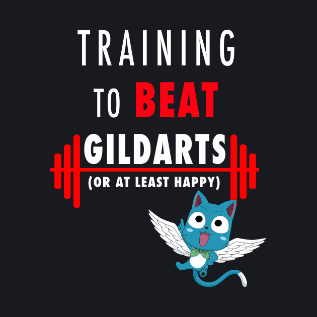 If you can't beat Gildarts...