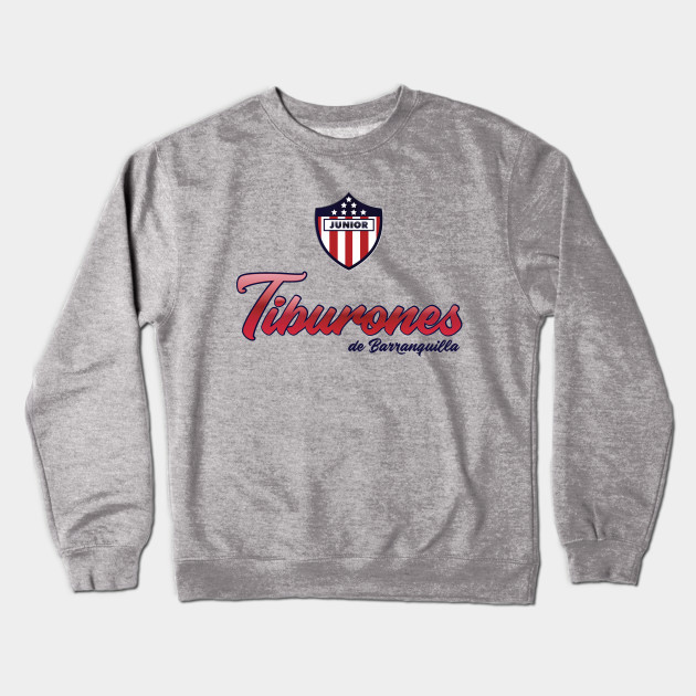 Junior De Barranquilla Junior Crewneck Sweatshirt Teepublic