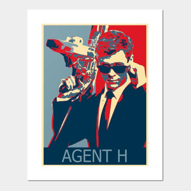 Agent H Mib