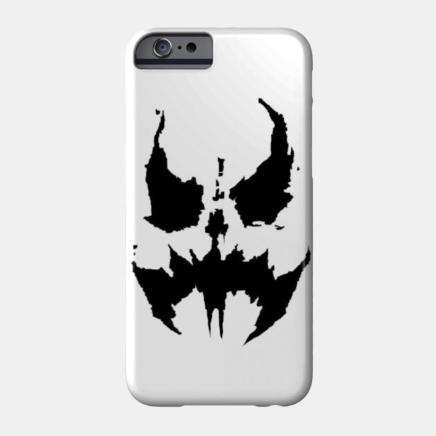 Fear Black Scarecrow Phone Case Teepublic