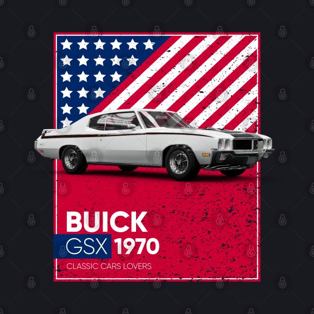 Classic Car Buick GSX 1970