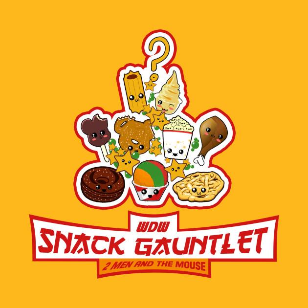 2MATM Snack Gauntlet - KAWAII