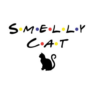 Friends - Smelly Cat t-shirts