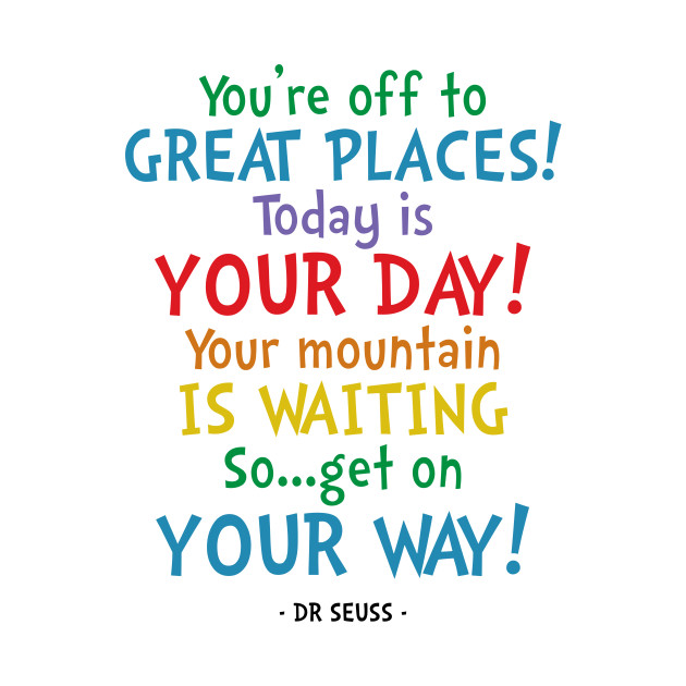 Dr Seuss Quotes Kid: Fausey-Mrs. Seidl