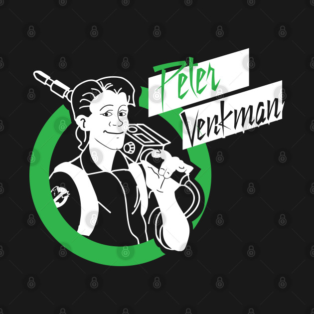 The Real Peter Venkman