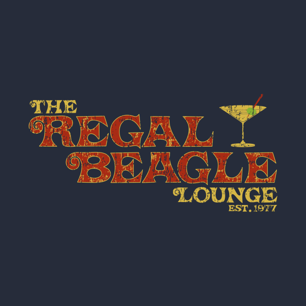 the regal beagle lounge 1977