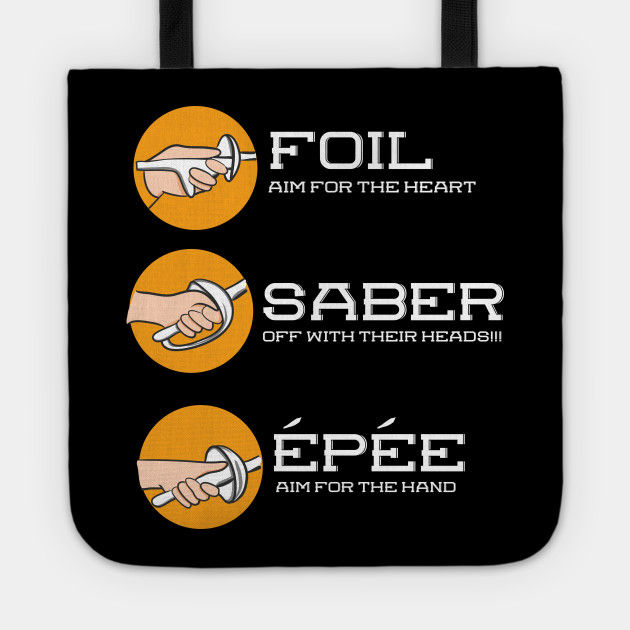 Foil Saber Epee - Fencing Combat Sports