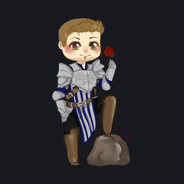 First Knight Alistair