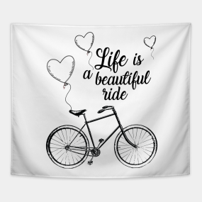Inspirational Quotes On Life Tapestries Teepublic