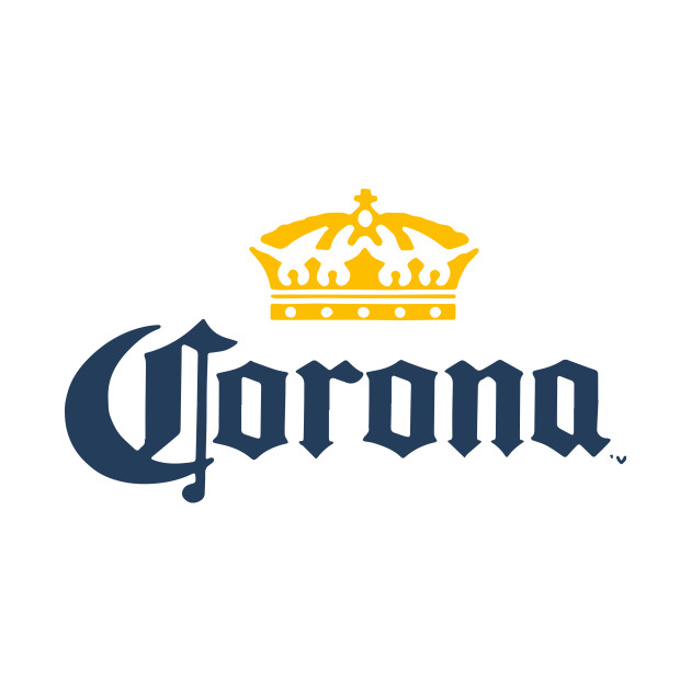 Corona Extra Mens Beer Logo White Pick Your Size Medium Beer T