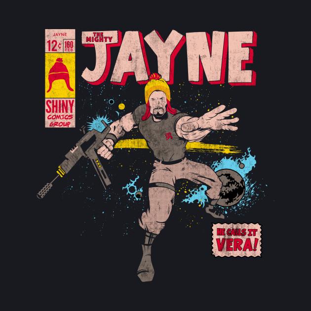 The Mighty Jayne