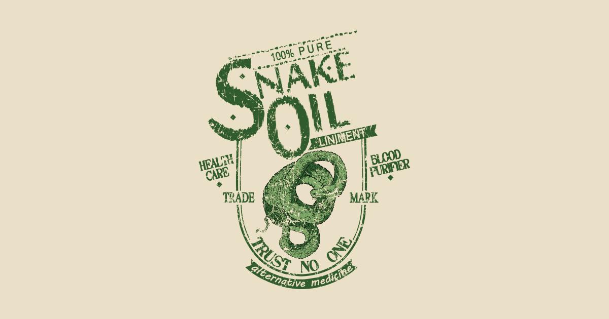 Snake Oil by ceciljamesrhodes
