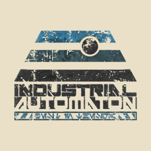 Industrial Automaton Vintage t-shirts