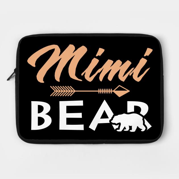 Tribal Arrow Mimi Bear Grandma