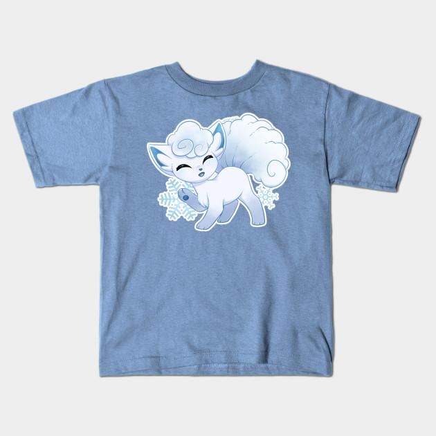 9acf4dea Alola! ~ Vulpix - Pokemon - Kids T-Shirt | TeePublic
