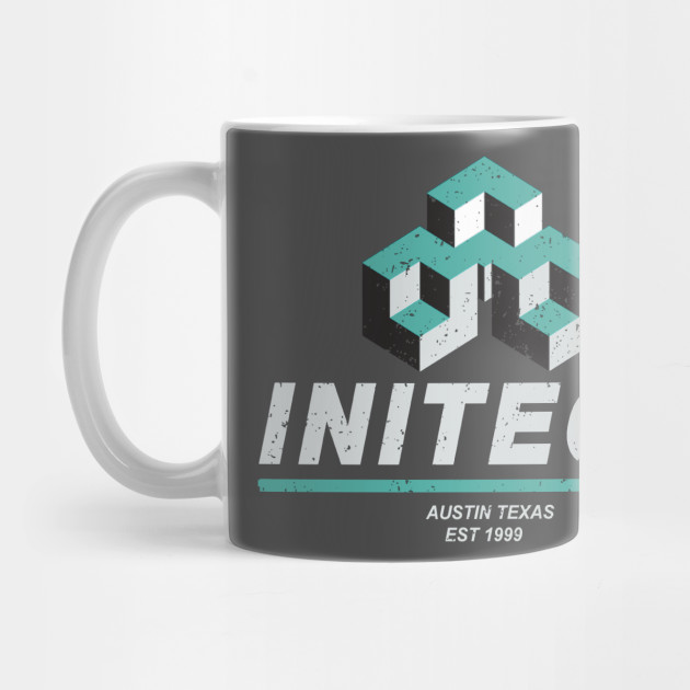 Initech Office Space Office Space Mug Teepublic