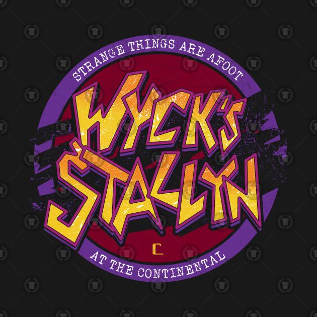 Wyck's Stallyn