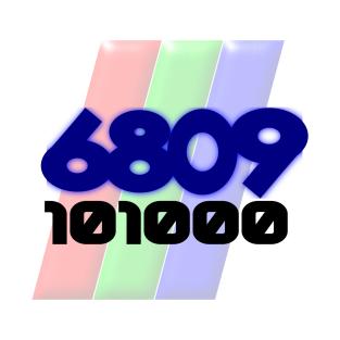 6809 T-Shirts | TeePublic