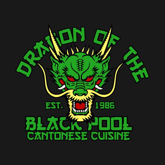 dragon of the black pool dragon of the black pool