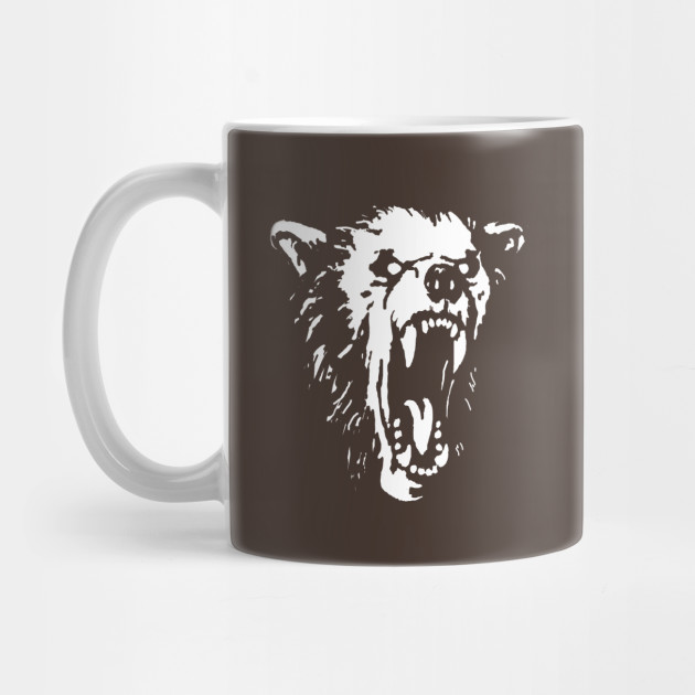 Printed Mug Replace Fear Of The Unknown With Curiosity