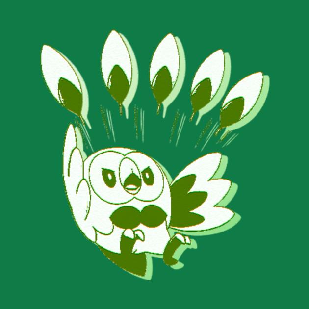 Pokemon - Rowlet