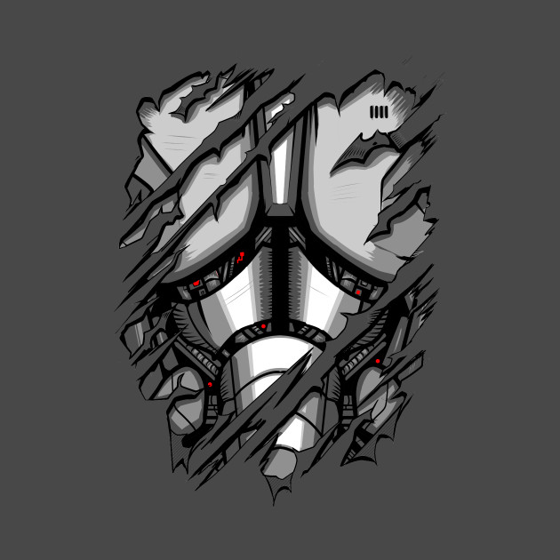 Cyborg Within