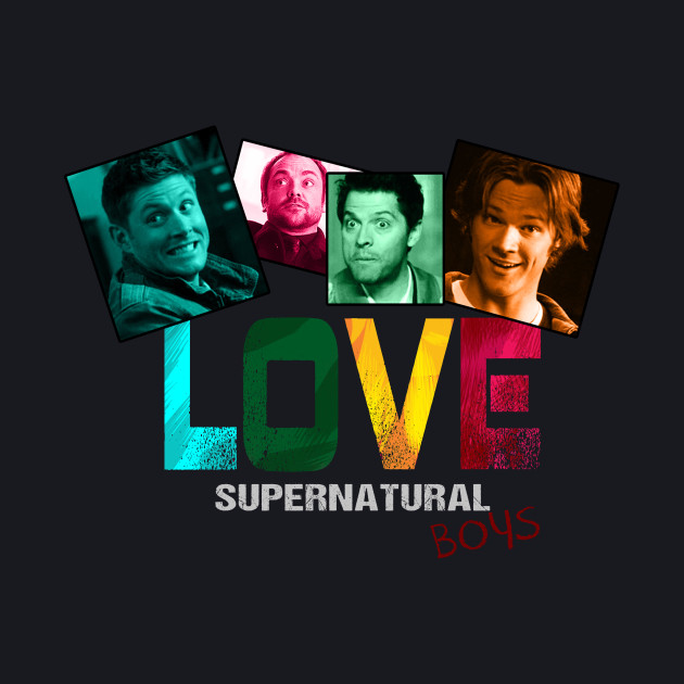 Supernatural Love for the Boys