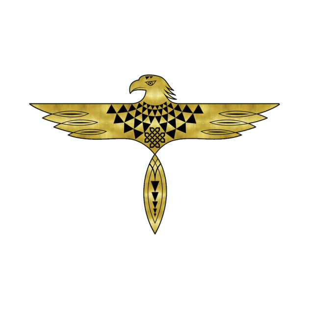 Ilvermorny - House Thunderbird