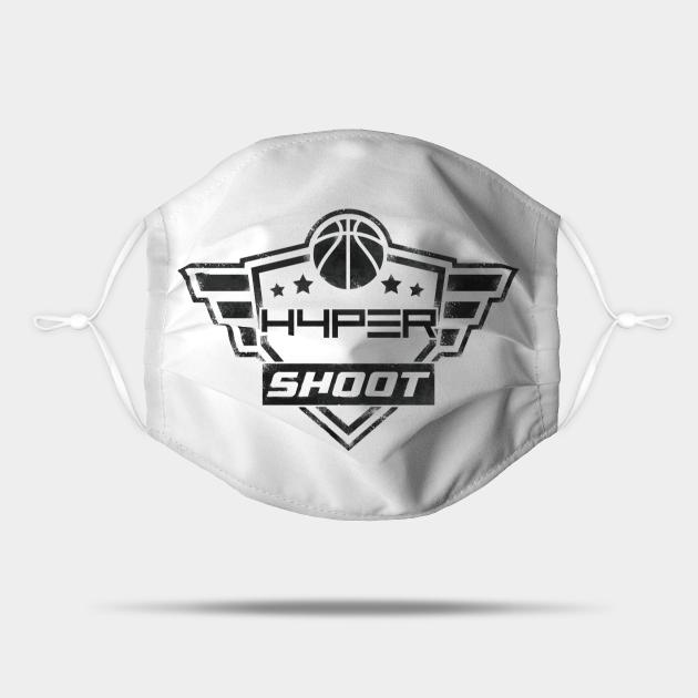 HYPERshoot Grunge Logo Tee