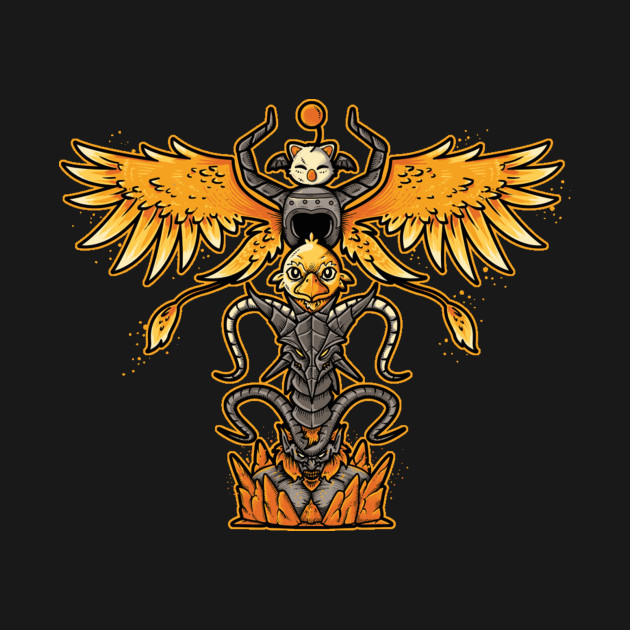 Summon Totem T-Shirt
