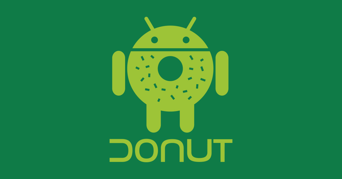 Droid Donut 1 Mac Osx T Shirt Teepublic