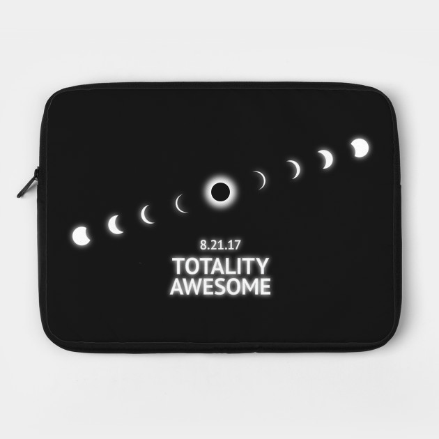 Solar Eclipse Totality Awesome