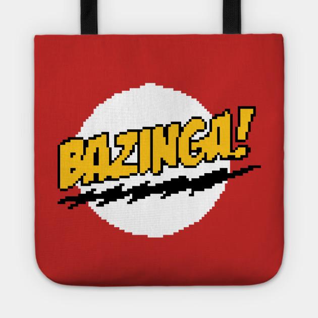 Retro Bazinga!