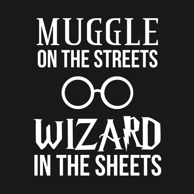 Muggle in the Streets, Wizard in the Sheets