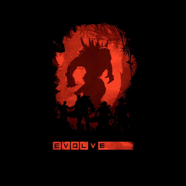 Evolve - Hunt