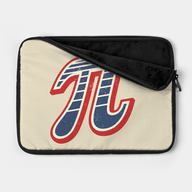 Vintage Pi Symbol