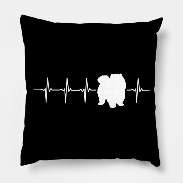 Funny Pomeranian Gift For Dog Lovers Pomeranian Gift Pillow