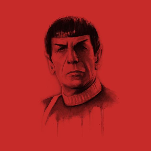 Spock Portrait