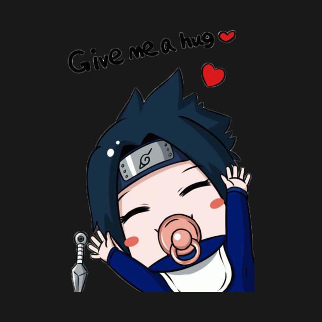 cute sasuke uchiha