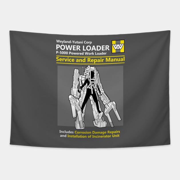 Power Loader Service and Repair Manual