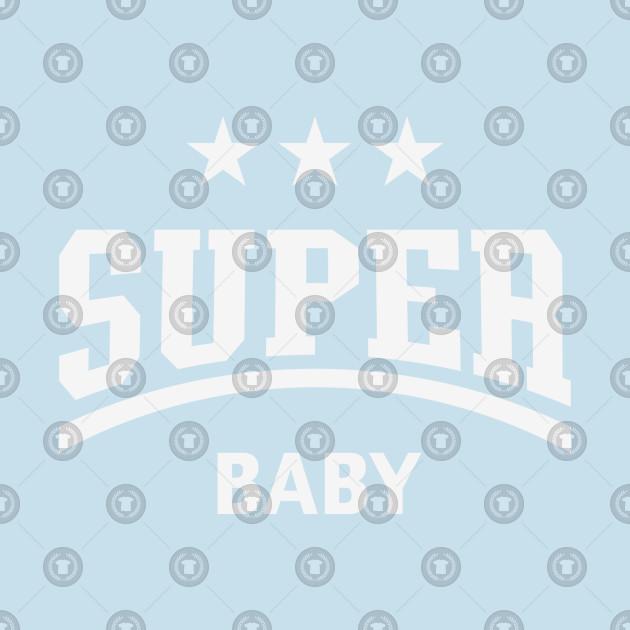 Super Baby (White)