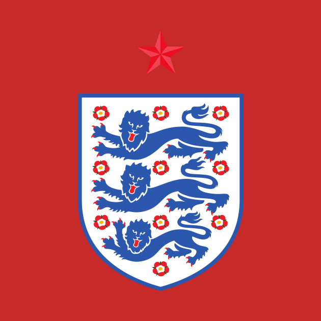 17f7c63e2a5 Three Lions - away - England - T-Shirt